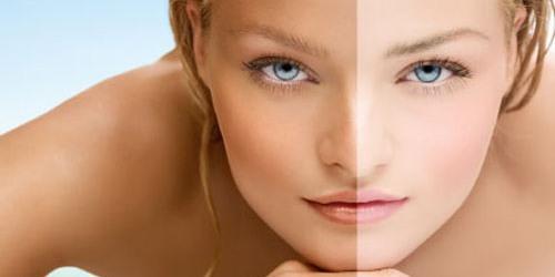 How to Make Skin White