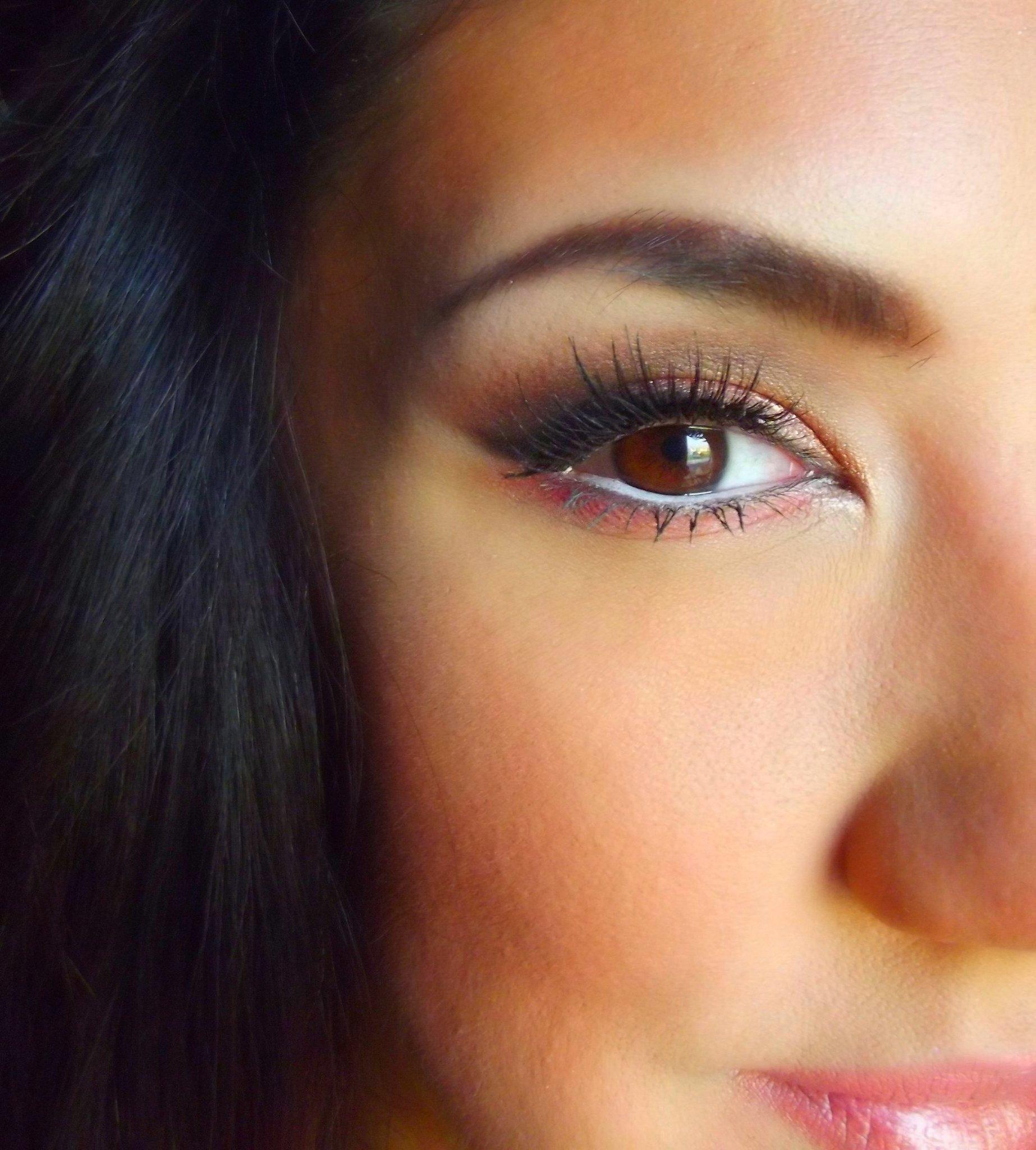 Easy Neutral Eye Makeup