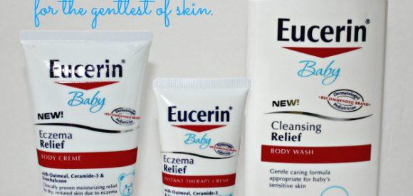 Infant Eczema Relief