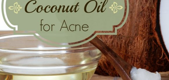 Coconut Oil For Acne Treatment
