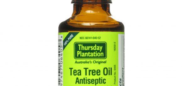 Tea Tree Shampoo for Eczema