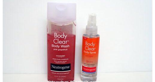 Body Wash For Keratosis Pilaris