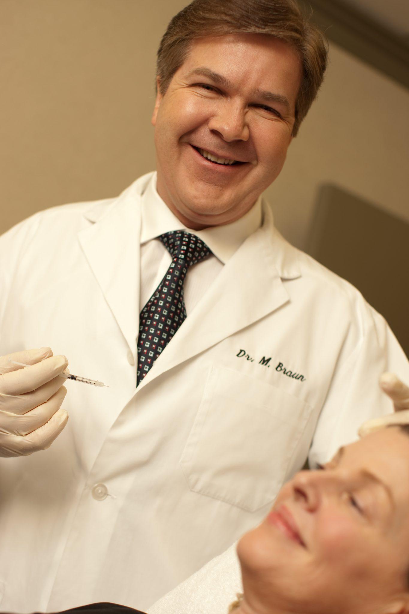 Laser for Wrinkles Under Eyes