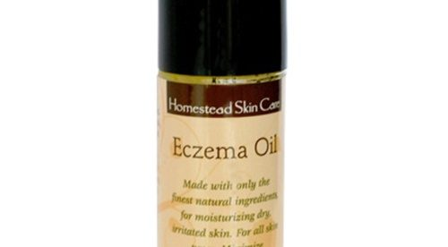 Oil for Eczema