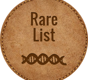 List of Rare Syndromes