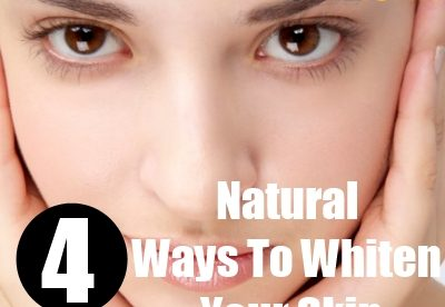 How to Whiten Your Skin